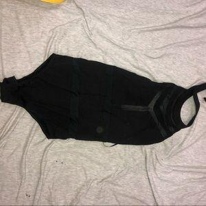 Forever 21 rave bodysuit
